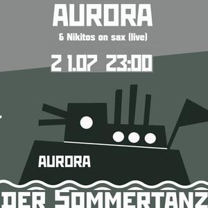 21.07, Аврора & Никитос (live) - Летние Танцы в Яхтклубе!