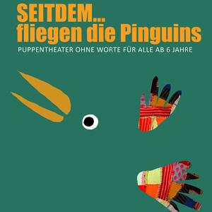 С ТЕХ ПОР… пингвины летают