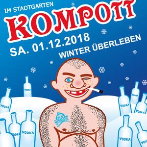KOMPOTT Oktoberfest Party feat. ShazaLaKazoo LIVE!